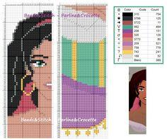 Esmiralda pattern || Disney