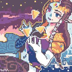 黄昏の姫と光の姫