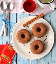 Chai Baked Doughnuts – Donas Chai Horneadas