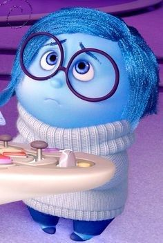 """I got Sadness! We Know Your Favorite """"Inside Out"""" Character Based On Your Favorite Disney Characters"""