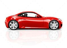 Sport Car - Stock Photo - Images