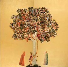 10 Gulammohammed Sheikh ideas | art, painting, contemporary modern art