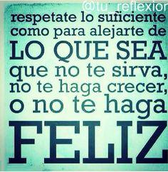 Felicidad  #quote #citas #pattyaratablog