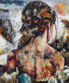 Les oeuvres de ... Céline Brossard - Galerie d'art Richelieu Celine, Galerie D'art, Exhibition, Les Oeuvres, Painting, Brogue Shoe, Artist, Paint, Painting Art