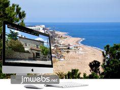 Ofrecemos nuestros servicios de diseño de páginas web en Calella. Diseño web personalizado y a medida. Más información www.jmwebs.net o Teléfono 935160047
