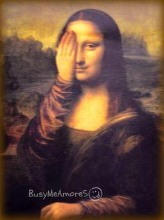 Mona Lisa, eye test                                                                                                                                                      More