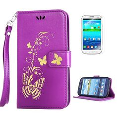 Yrisen 2in 1 Samsung Galaxy S3 Tasche Hülle Wallet Case S…