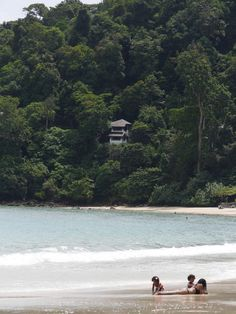Great place to relax - the beach at the Andaman Hotel - Langkawi