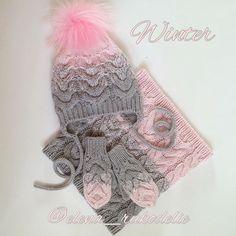 комплект из 100% мериноса для малышки 1,5 годика -воздушный, мягкий и очень теплый #шапочки_для_лапочки #ровныепетельки #вязание #моялюбовь #мояжизнь #инстадети #инстамама #инстаграм #розовосерый #модный #градиент #knit #knitting #knitstagram #instaknit #instakids #instamom #instalook #vscorussia #vsco #instagood #instagram #kemerovo #kuzbass # #шапочкаснуд #вяжуназаказ #просто #красиво #тепло