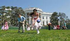 April 21 - White House Easter Egg Roll