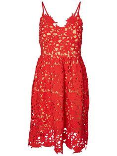 Vero Moda Kleid red #copykitty #copykittyblog #copycat #dupe #lookalike