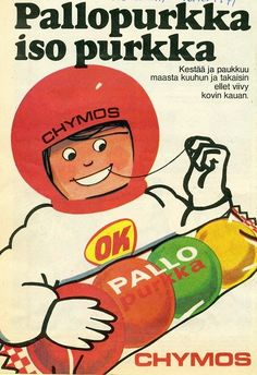Pallopurkka 1971 Good Old Times, Old Advertisements, Old Ads, Teenage Years, Sweet Memories, Vintage Ads, Finland, Childhood Memories, Nostalgia
