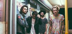 Beach Weather Debut Electrifying New EP, 'What A Drag'