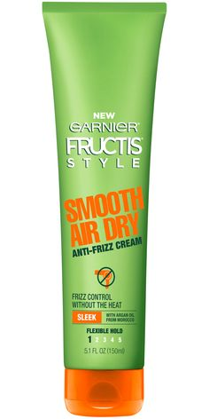Free 2-day shipping on qualified orders over $35. Buy Garnier Fructis Style Smooth Air Dry Anti-Frizz Cream 5.1 FL OZ at Walmart.com