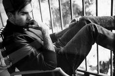 2015-10-14 Adam Lambert photo shoot with Attitude Magazine | Adam Lambert Archive