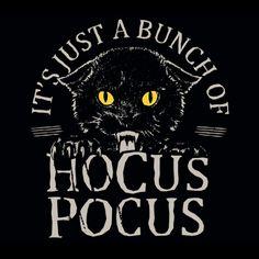 Hocus Pocus Movie T-Shirt