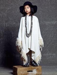 Haru - Harper's Bazaar Magazine February Issue '15