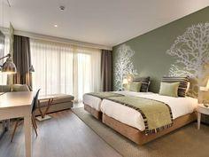 Zobaczcie 10 kwiecistych sypialni, które inspirowane są wios…