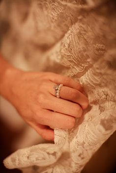 I was so excited to wear my pearl sigma kappa initiation ring at my wedding!