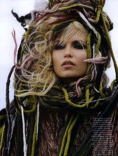 Natasha PolySource: Vogue Paris