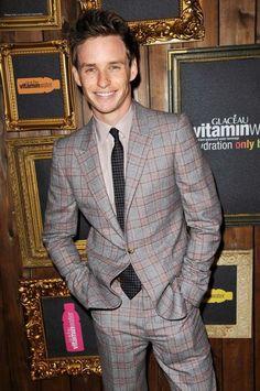 The 2012 International Best-Dressed List   Style   Vanity Fair    Eddie Redmayne