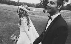 Bodas Autenticas - Conoce a nuestra novia auténtica Cristina y a sus damas de honor en su perfecta boda bohemia - http://mimetikbcn.com/es/cristina-ramon-una-boda-bohemia-con-furgoneta/