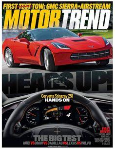 1-Year Digital Subscription to Motor Trend Magazine