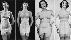 Image result for nylons and panty girdles