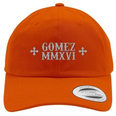 Selena Gomez Embroidered Cotton Twill Hat d755fe5764f4