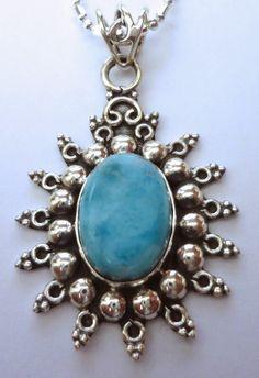 Webpromotion für Ihren Shop: The best handmade Larimar Gemstone Jewelry