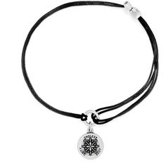 Healing Love Pull Cord Bracelet, Rafaelian Silver Finish ($18) ❤ liked on Polyvore featuring jewelry, bracelets, rafaelian silver finish, alex and ani, silver bangles, alex and ani bangles, silver jewellery and alex and ani jewelry