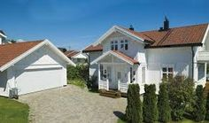 Påbygg inngangsparti Shed, Outdoor Structures, Mansions, House Styles, Home Decor, Decoration Home, Manor Houses, Room Decor, Villas