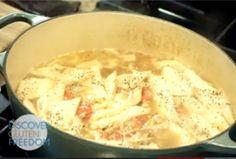 Gluten Free Chicken & Dumplings | Udi's® Gluten Free Bread