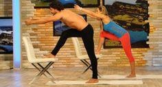 Yoga con Alejandro Maldonado