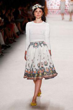 Fashion Week Berlin // En Provence Mit Lena Hoschek quer durch Frankreich...
