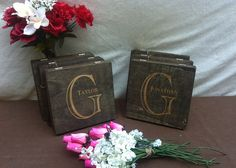 Groomsmen Gift  6 Rustic Laser Engraved Custom by TheSmilinBride, $180.00
