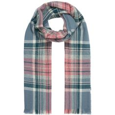 Brora Cashmere Plaid Scarf (10.780 RUB) ❤ liked on Polyvore featuring accessories, scarves, cashmere blanket scarf, rectangular scarves, checkered scarves, plaid scarves and tartan plaid blanket scarf