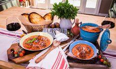 """""""Jersey Boys"""" Cook Frankie Valli's Italian Meatballs"""