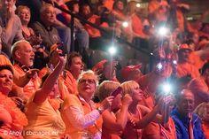Nacht van Oranje in Ahoy Rotterdam / 23e editie