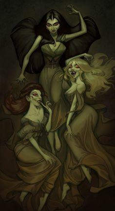 Vampire Bride, Vampire Art, Rachel Thompson, Steampunk Artwork, Horror Pictures, Horror Pics, Halloween Artwork, Creatures Of The Night, Beautiful Fantasy Art