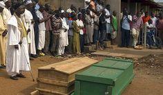#Mundo: Na Tanzânia: sete pessoas queimadas sob acusação de bruxaria