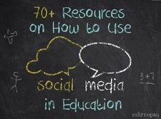 This collection of blogs, articles, and videos from Edutopia aims to help teachers deploy social media tools in the classroom to engage students in 21st-century learning.