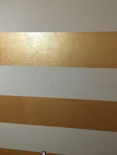 Sherwin Williams Metallic Impressions Gold Glaze In 2019