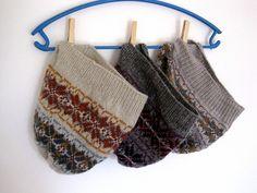 knit / knitting pattern Green Memories by La Maison Rililie: FO by fineknits on ravelry