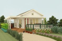 House Plan 917-4