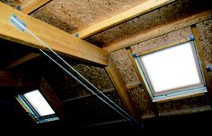 THERMOCHIP® TOH, el panel sándwich con partículas de madera OSB #panel #sandwich #madera #wood #bois #decor #decoration #decoracion #interior
