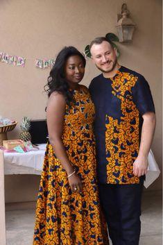 61 Unique Ankara Styles Attires For African American Women to Choose - Fashionuki African Wedding Attire, African Attire, African Wear, African Women, African Print Dresses, African Fashion Dresses, African Dress, Unique Ankara Styles, Kente Styles
