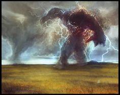 air elemental - Bing Images