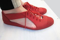 Jelly Vintage Shoes Sandals. €30,00, via Etsy.