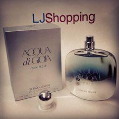 Acqua di Gioia Essenza perfume for women by Giorgio Armani! #ljshopping #perfume #unboxing #Armani #Acquadigioiaessena - @ljshopping- #webstagram